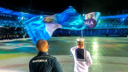 Convivencia-con-los-atletas-de-Guatemala-que-participaron-en-Barranquilla-2018