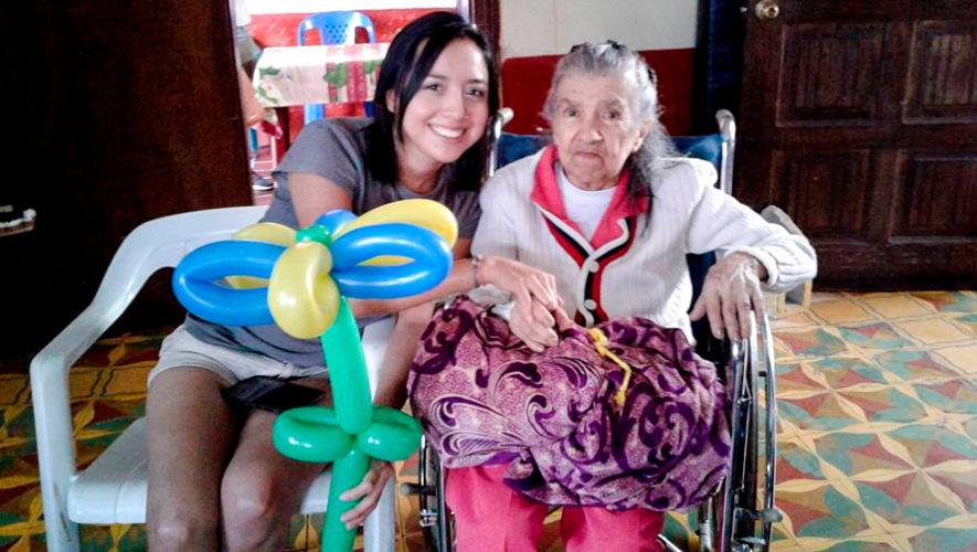 Convocatoria de voluntarios para llevar a abuelitos a la Feria de Jocotenango 2018