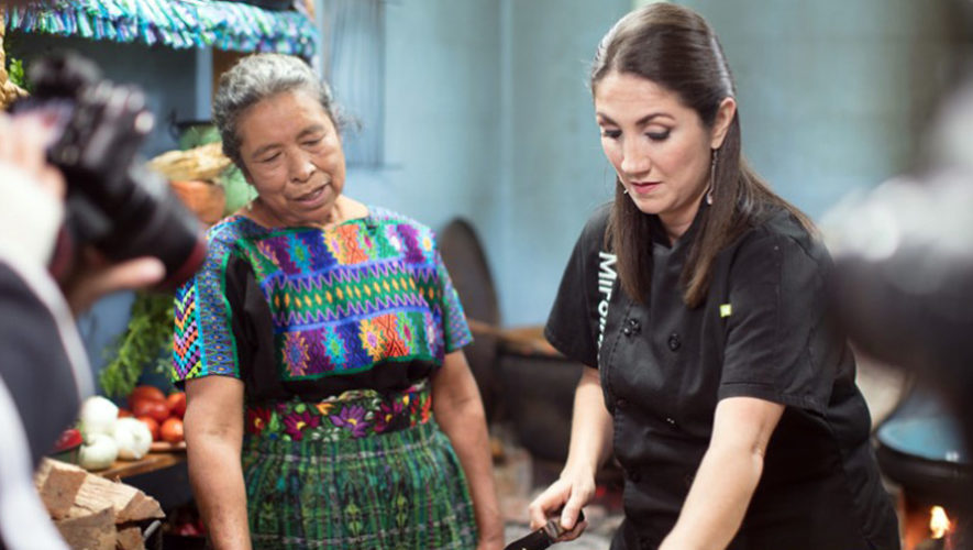 Cooking Show: cocina guatemalteca contemporánea | Septiembre 2018