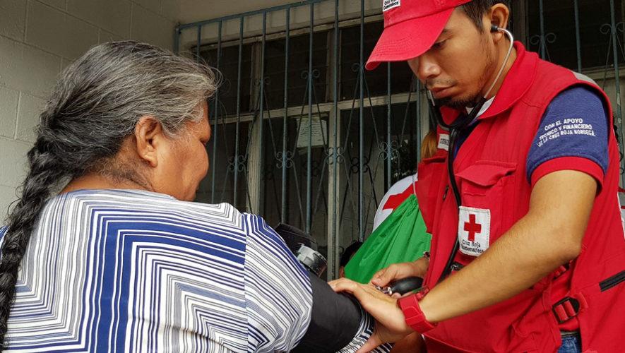 Curso de primeros auxilios básicos de Cruz Roja | Septiembre 2018