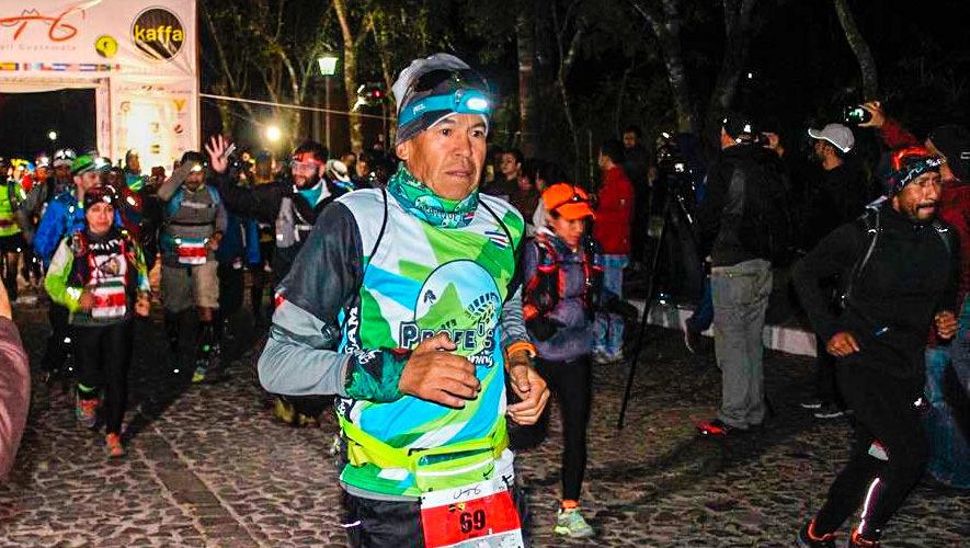 Cucurucho 21K: Carrera nocturna de Trail en La Antigua Guatemala | Noviembre 2018