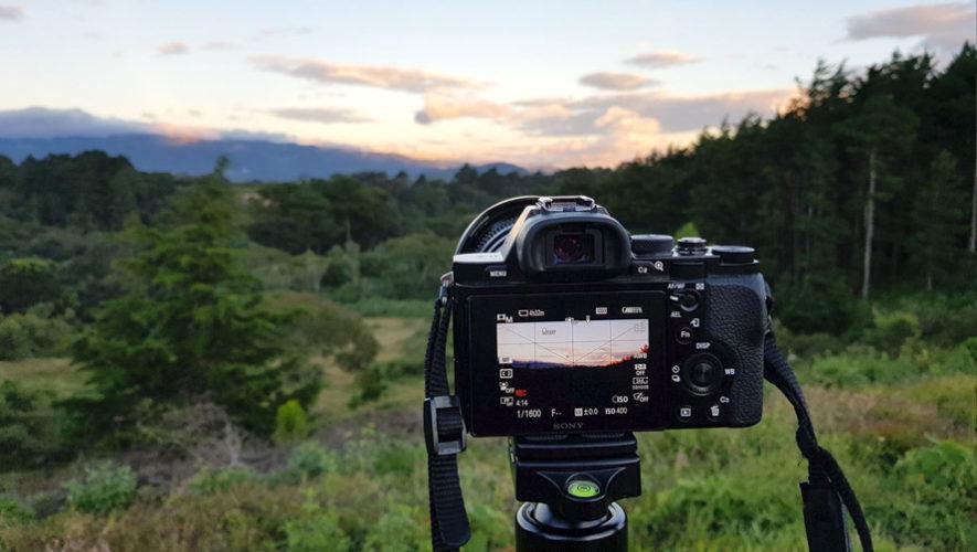 Curso de fotografía paisajista en el Volcán de Pacaya   Septiembre 2018