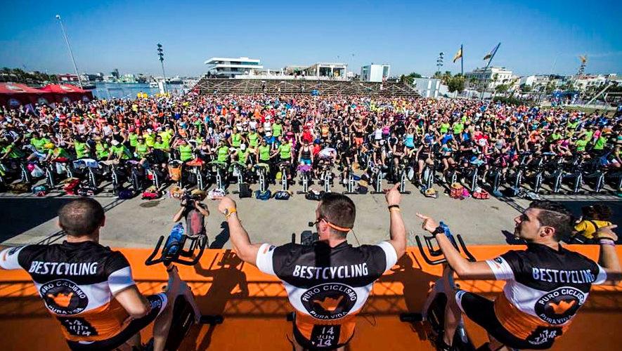 Cycling Challenge de Mixco | Agosto 2018