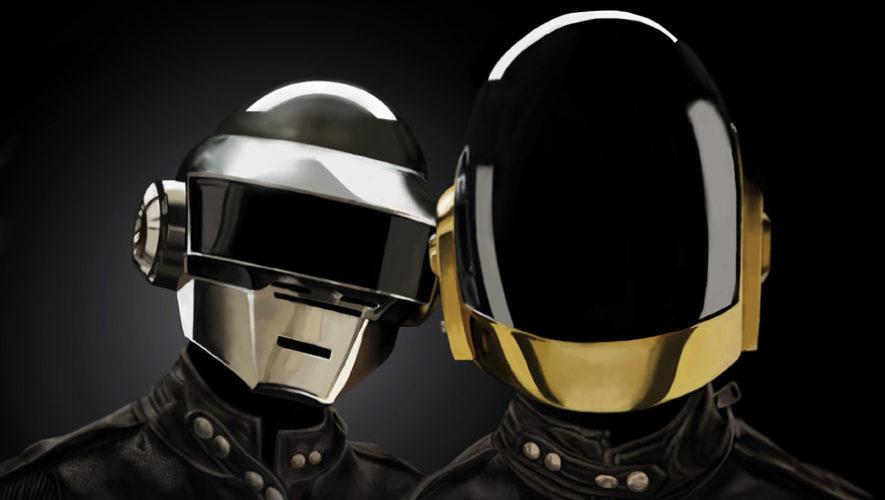 Noche dedicada a la música de Daft Punk   Agosto 2018