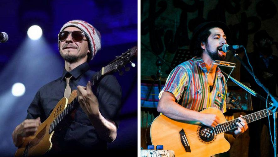 Presentación de El Gordo y Domingo Lemus en Trovajazz | Septiembre 2018