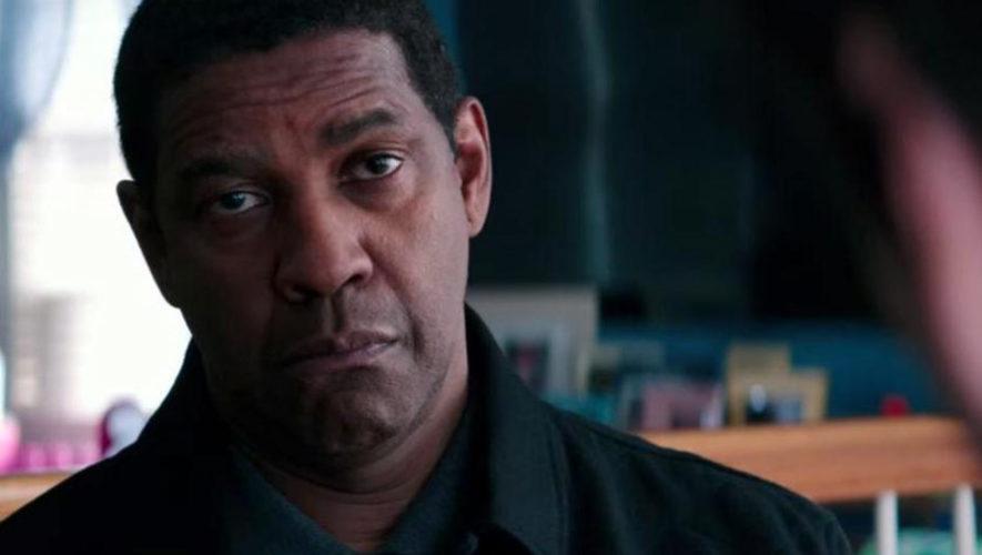 Estreno de El Justiciero 2 con Denzel Washington en Guatemala | Agosto 2018