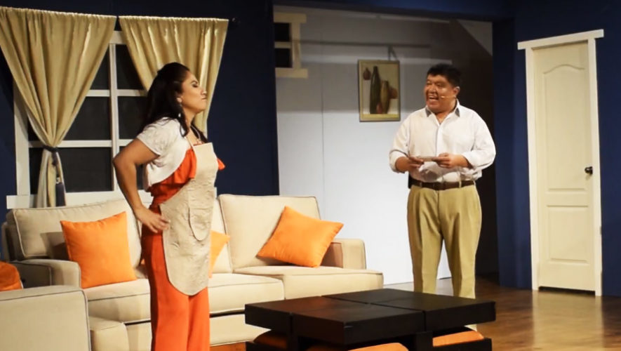 Obra de teatro: El matrimonio no es como dicen, es peor   Septiembre 2018