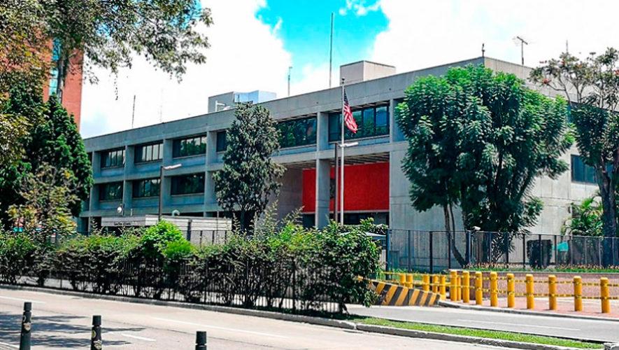 Resultado de imagen para La Embajada de los Estados Unidos