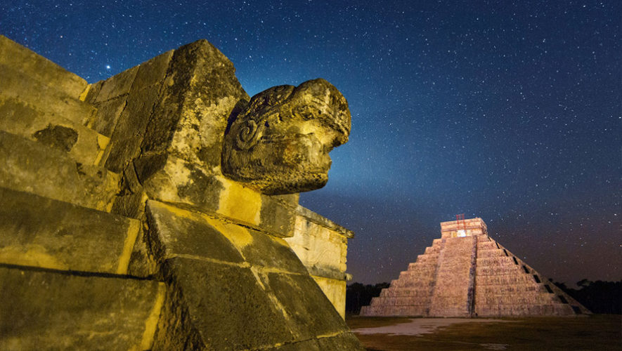 Exposición fotográfica de astronomía maya en Guatemala   Septiembre 2018