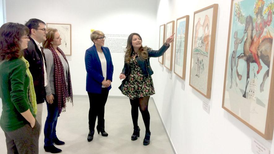 Exposición gratuita de obras de Salvador Dalí y Joan Miró | Agosto 2018