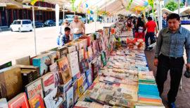 Feria del Libro Agostina en la Ciudad de Guatemala 2018