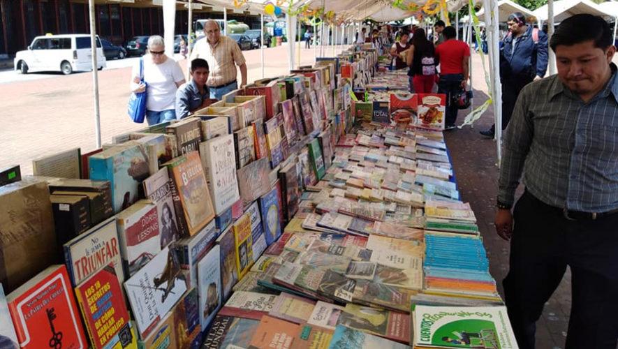 Feria del libro en el Festival del Centro Histórico | Agosto 2018
