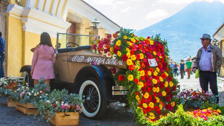 Festival de las Flores 2018 en Antigua Guatemala | Noviembre 2018