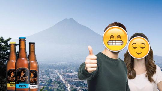 Juego Descubre qué tipo de cerveza artesanal guatemalteca va con tus gustos