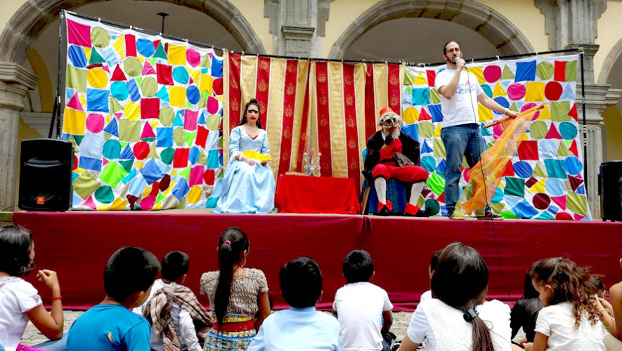 La Buscapleitos, obra de teatro gratuita en Antigua Guatemala | Agosto 2018