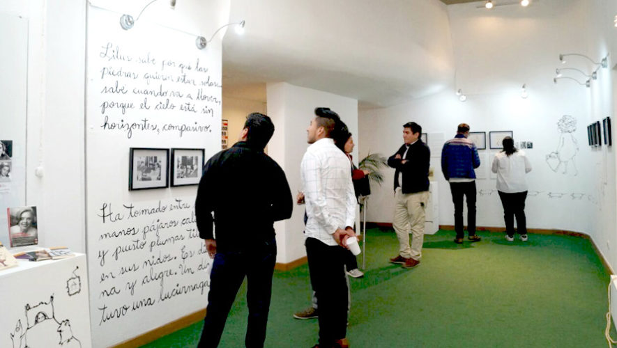 La Ruidosa, inauguración de exposición en el FCE | Agosto 2018