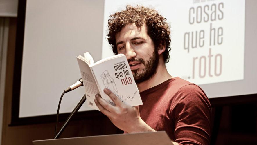 Lecturas gratuitas de poesía en Antigua Guatemala | Agosto - Septiembre 2018