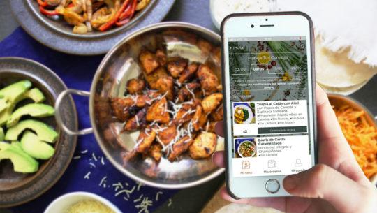 Nana, aplicación creada por guatemaltecos que cambia la forma en la que comes en casa