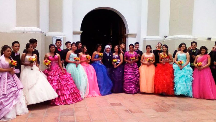 Niñas de casa hogar en Jalapa desean celebrar sus 15 años