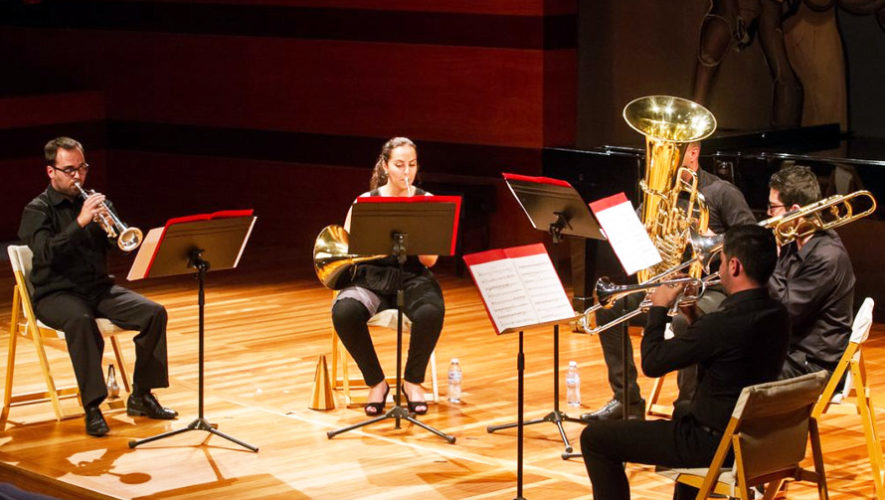 Noche con música clásica en Guatemala | Agosto 2018