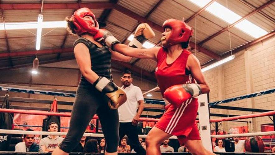 Noche de Boxeo Profesional en Guatemala | Septiembre 2018