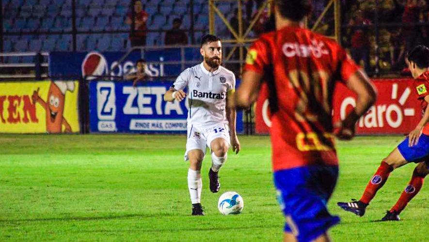 Partido de Comunicaciones y Municipal por el Torneo Apertura | Agosto 2018