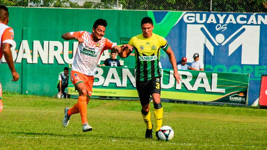 Partido de Guastatoya y Siquinalá por el Torneo Apertura | Julio 2018