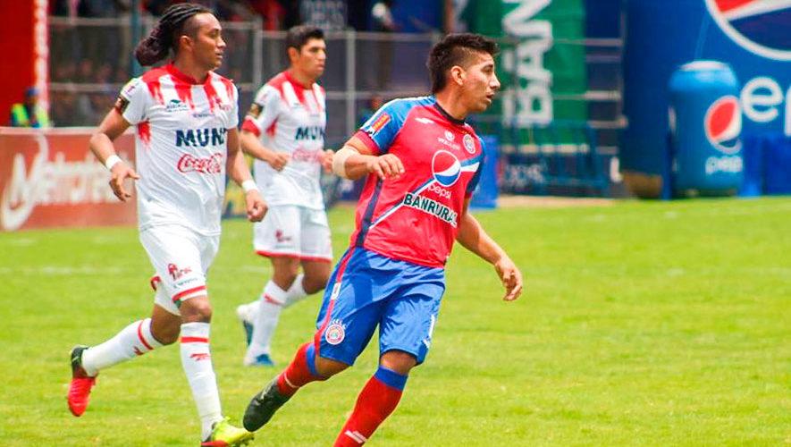 Partido de Malacateco y Xelajú por el Torneo Apertura | Septiembre 2018