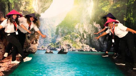 Photoland: el lugar en el que podrás visitar 12 países en la Ciudad de Guatemala