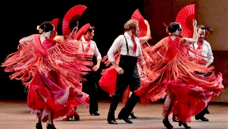 Recital de ópera y zarzuela en Guatemala   Agosto 2018
