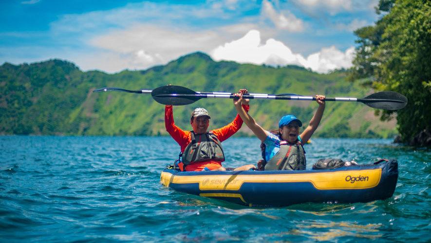 Recorrido de Kayak por la Laguna de Ayarza | Septiembre 2018