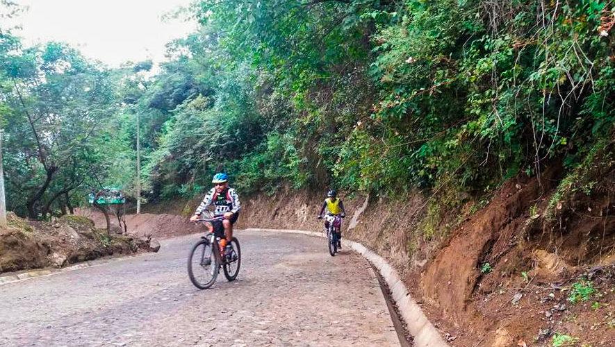Reto Full MTB en La Antigua Guatemala | Octubre 2018