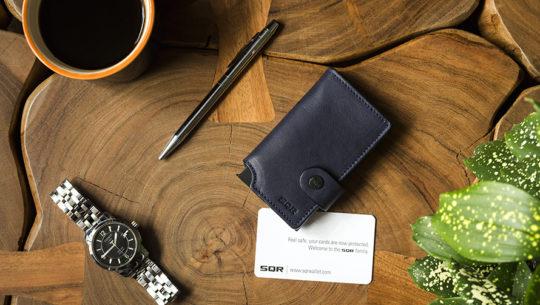 SQR, billeteras amigables con el medio ambiente creadas por guatemaltecos.