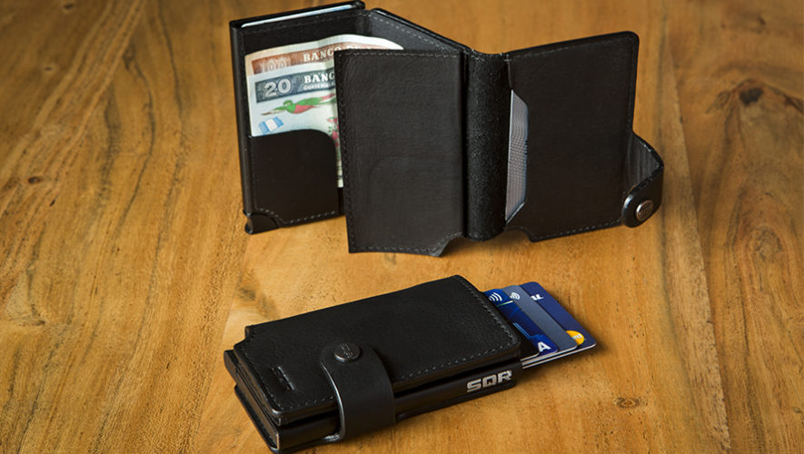 SQR, billeteras amigables con el medio ambiente creadas por guatemaltecos