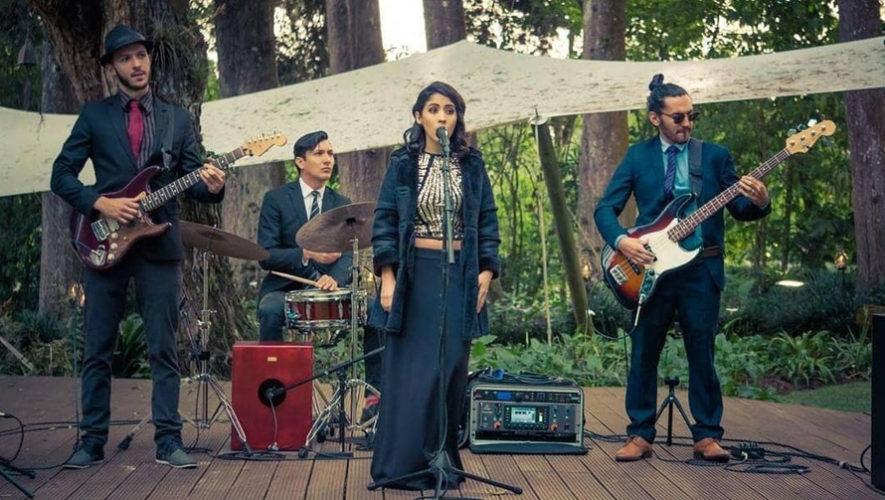 Jazz en vivo con la banda Smoothie en Saúl L'Osteria Guatemala | Agosto 2018