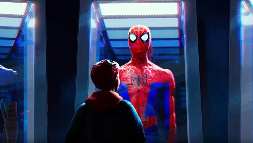 Estreno de Spider-Man un Nuevo Universo en Guatemala | Diciembre 2018
