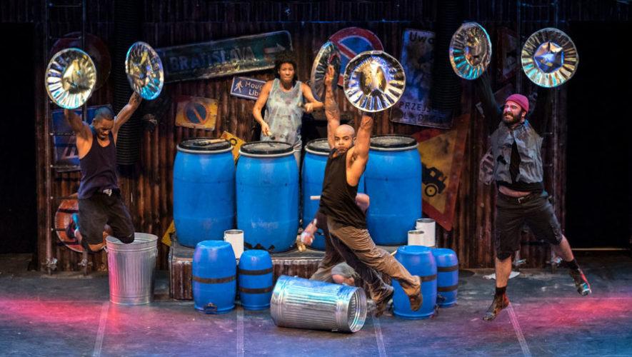 Stomp: espectáculo de tap, danza y música en Guatemala | Noviembre 2018