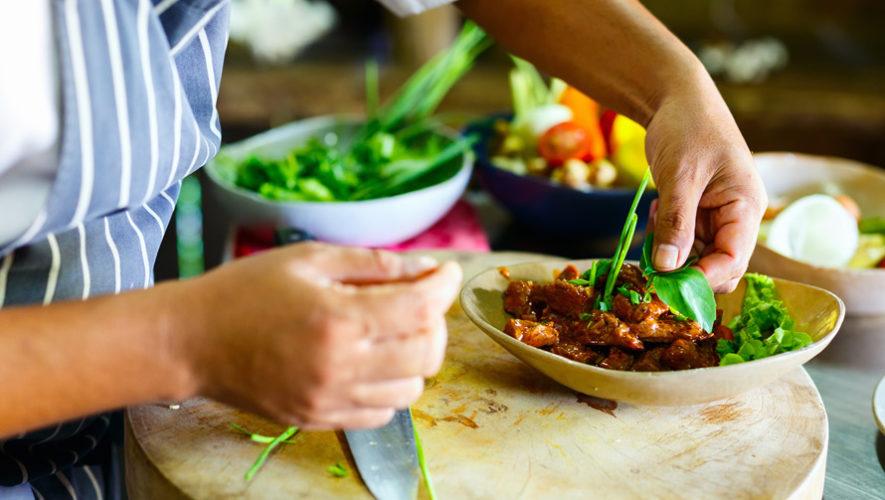 Taller de cocina saludable y gratuito en Guatemala | Agosto 2018