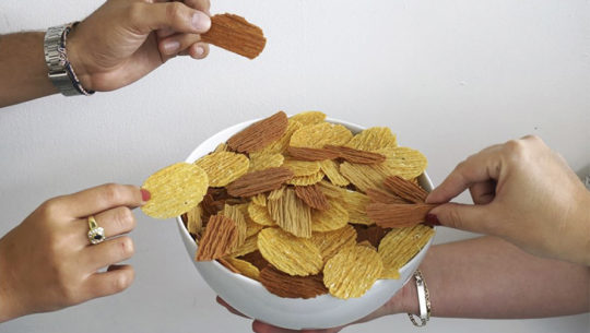 Tasu Chips, los bocadillos de fruta deshidratada guatemalteca
