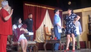 Teatro de comedia: El Extraño Caso de las Palomas Caídas | Septiembre 2018