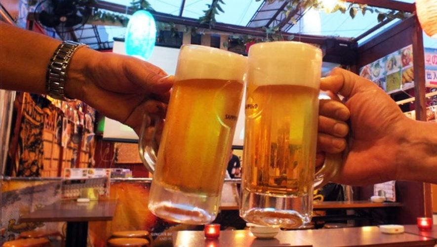 Campeonato de todo lo que puedas tomar de cerveza | Septiembre 2018