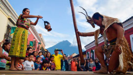 Todos los detalles del Festival Folklórico en Antigua Guatemala, agosto 2018