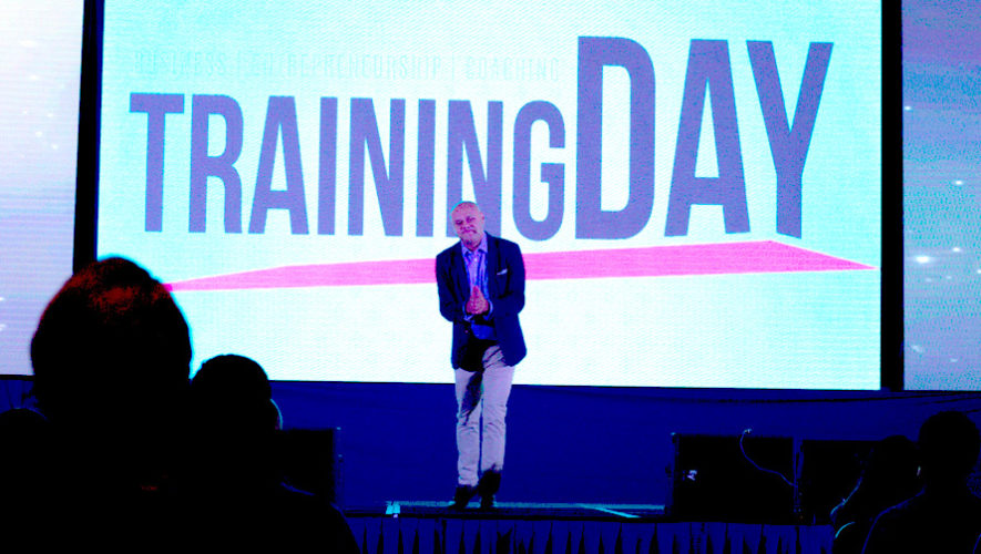 Training Day 2018, conferencias internacionales para emprendedores | Septiembre 2018