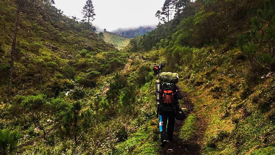 Trekking en la Sierra de los Cuchumatanes | Septiembre 2018