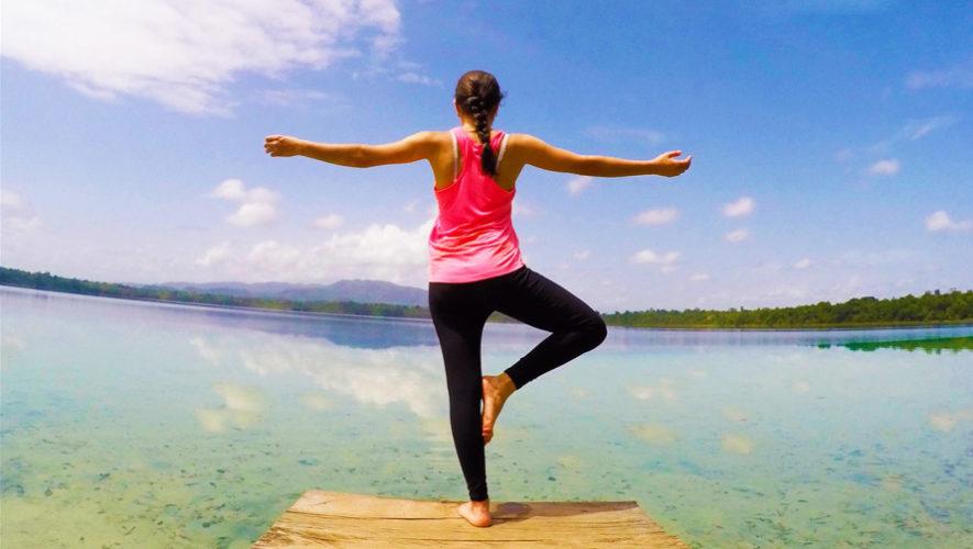 Viaje para hacer yoga en la Laguna Lachuá | Agosto 2018