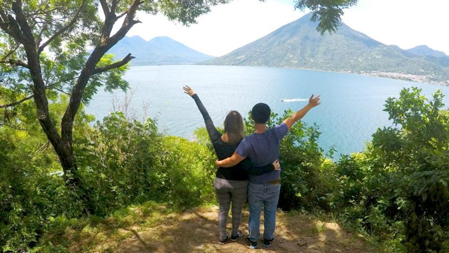 Viaje turístico al Lago de Atitlán | Agosto 2018