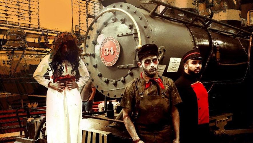 Vías Espectrales, recorrido de terror en el Museo del Ferrocarril | Septiembre 2018