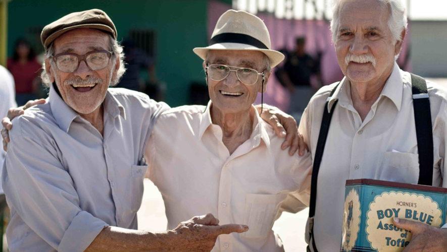 Proyección gratuita de cine peruano: Viejos Amigos   Julio 2018