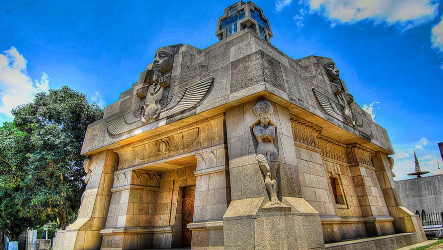 Visita guiada al cementerio general de Ciudad de Guatemala | Septiembre 2018