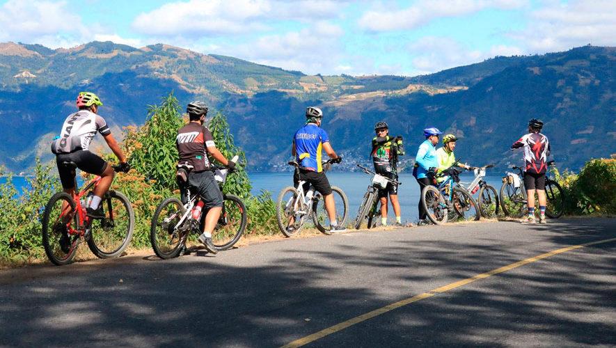 XXI Vuelta al Lago de Atitlán en bicicleta | Diciembre 2018